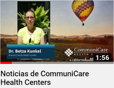 Noticias de CommuniCare Health Centers